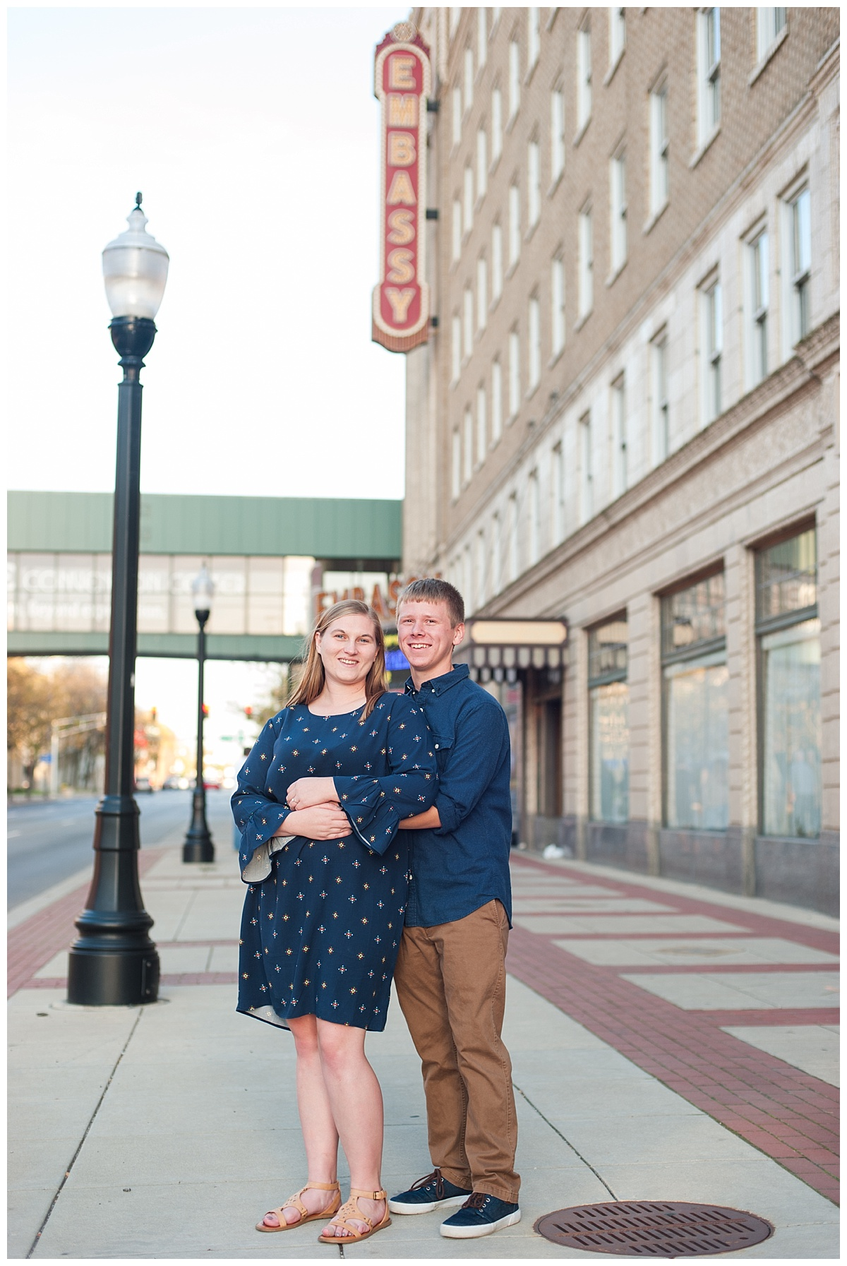 baseball stadium engagement session_0187