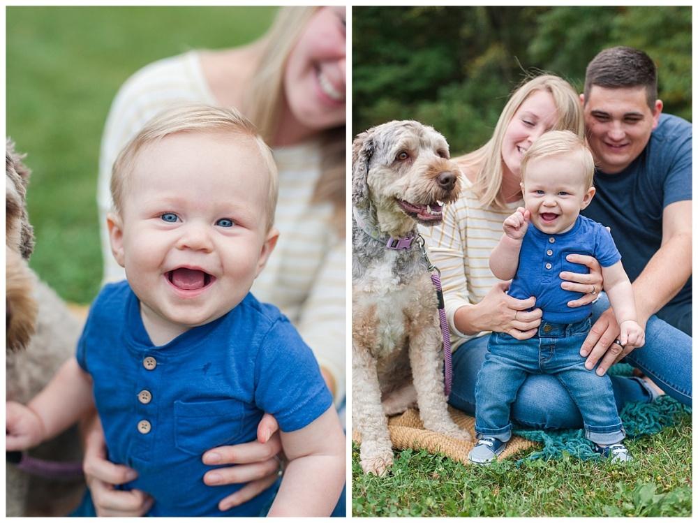Fall family portraits baby dog_0126