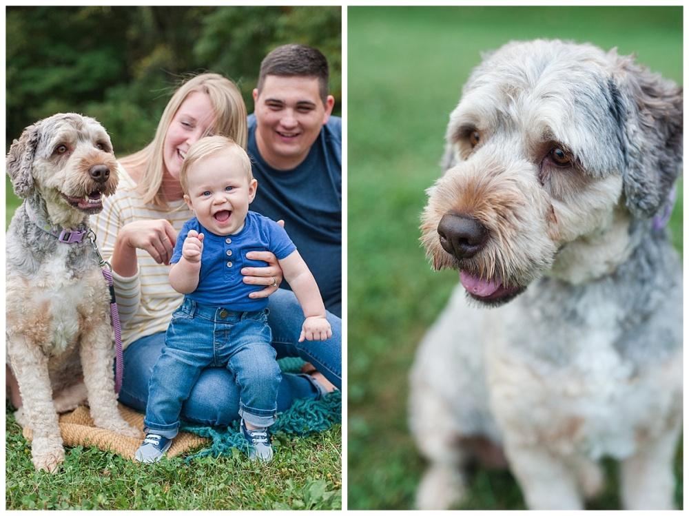 Fall family portraits baby dog_0128