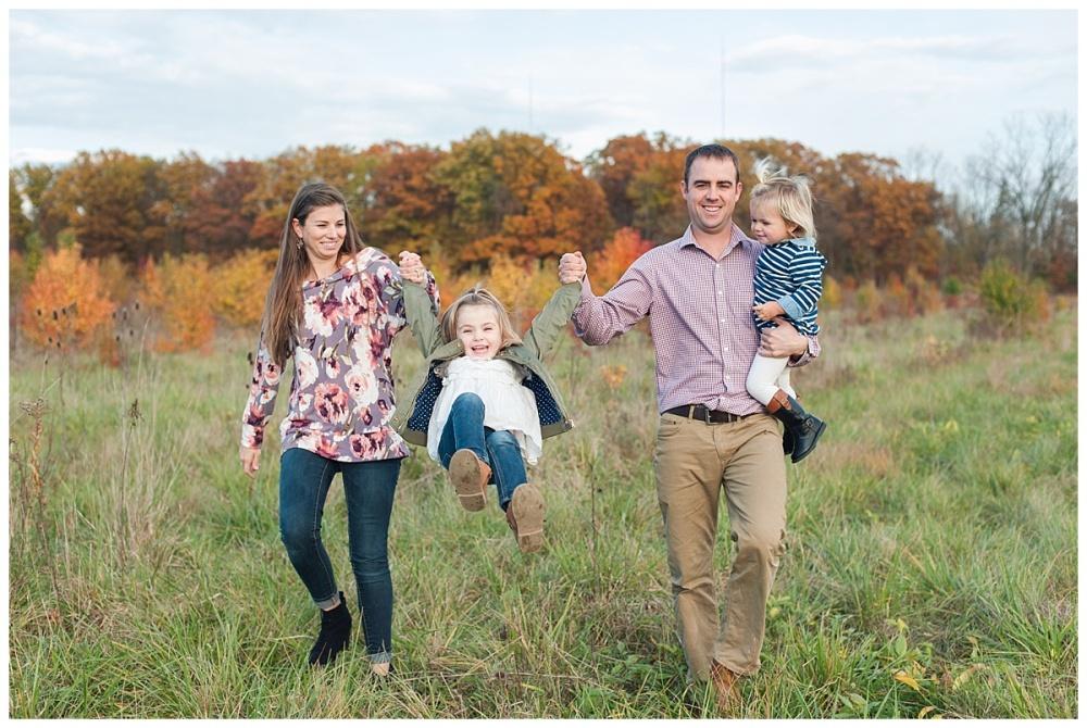 field fall family_0226