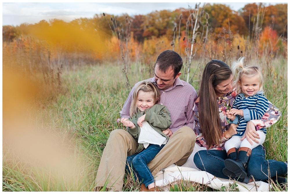 field fall family_0232