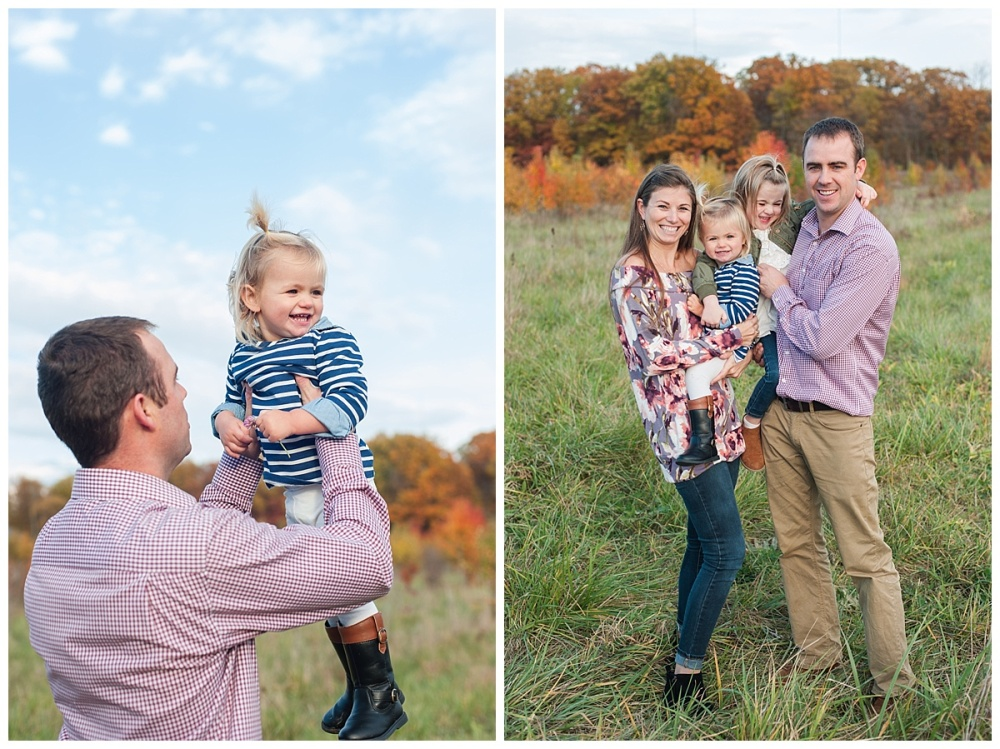 field fall family_0239