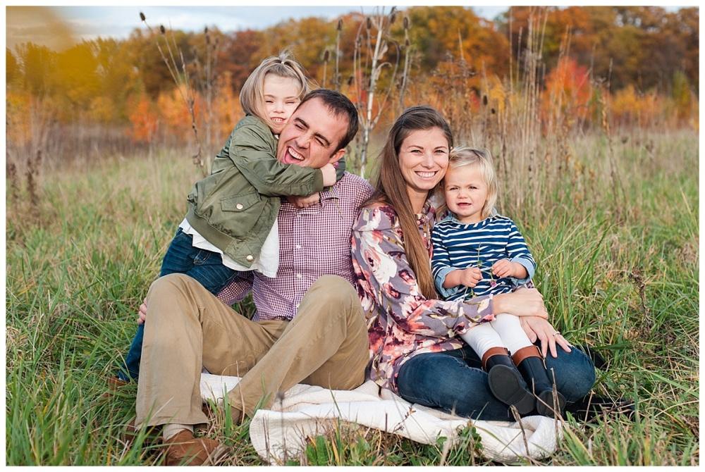 field fall family_0243