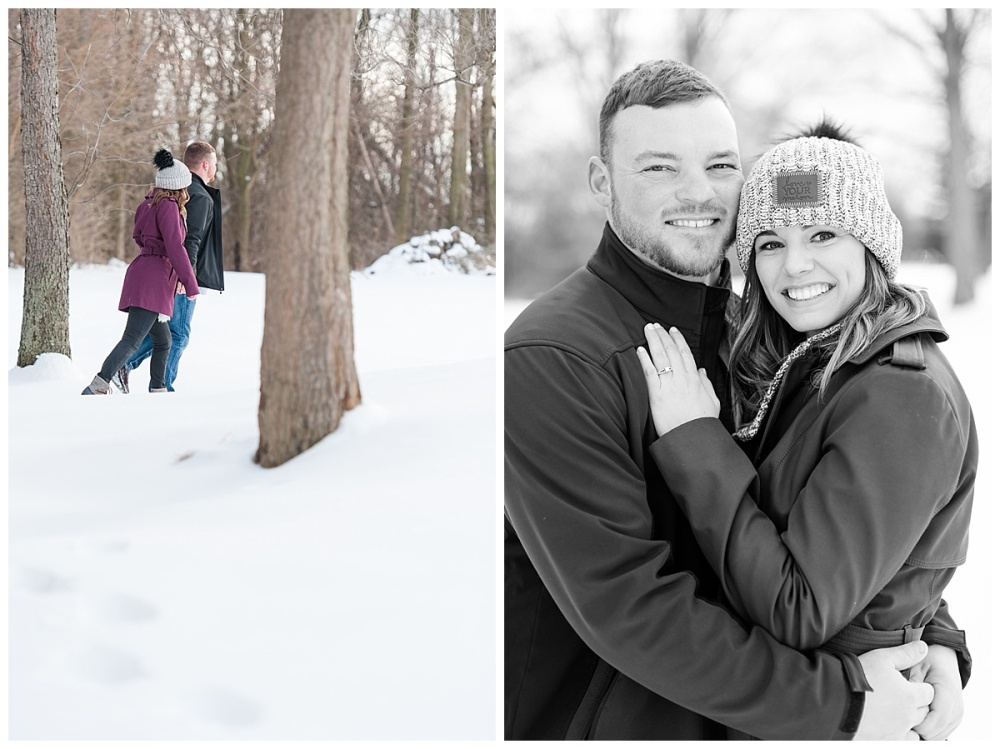 fort wayne winter engagement photographer_0143