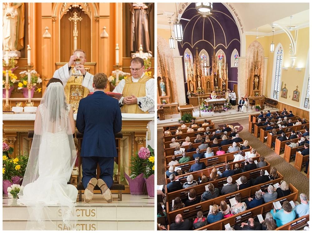 catholic wedding fort wayne_0118