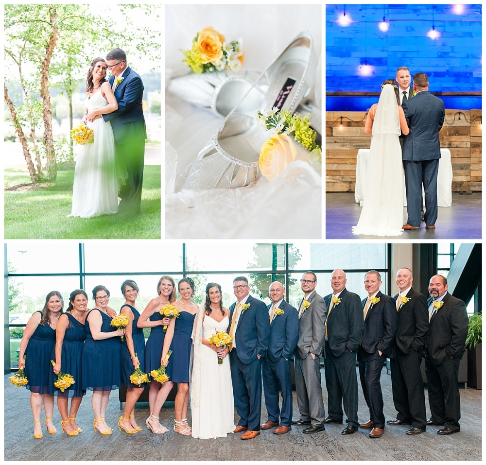 Fort Wayne wedding photographer Memorial Coliseum_0118