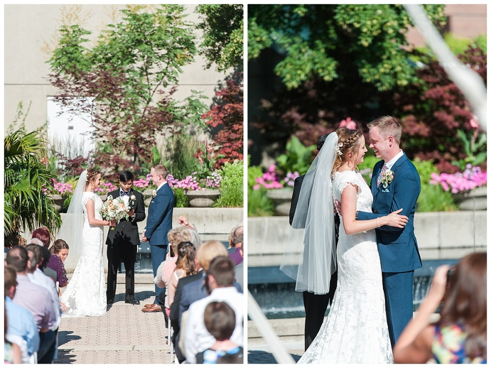 Fort Wayne wedding photographer Botanical Gardens Conservatory_0130