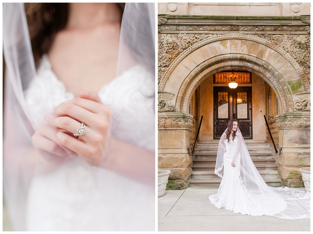 Fort Wayne wedding photographer st. Francis University Brookside Bass Mansion_0205