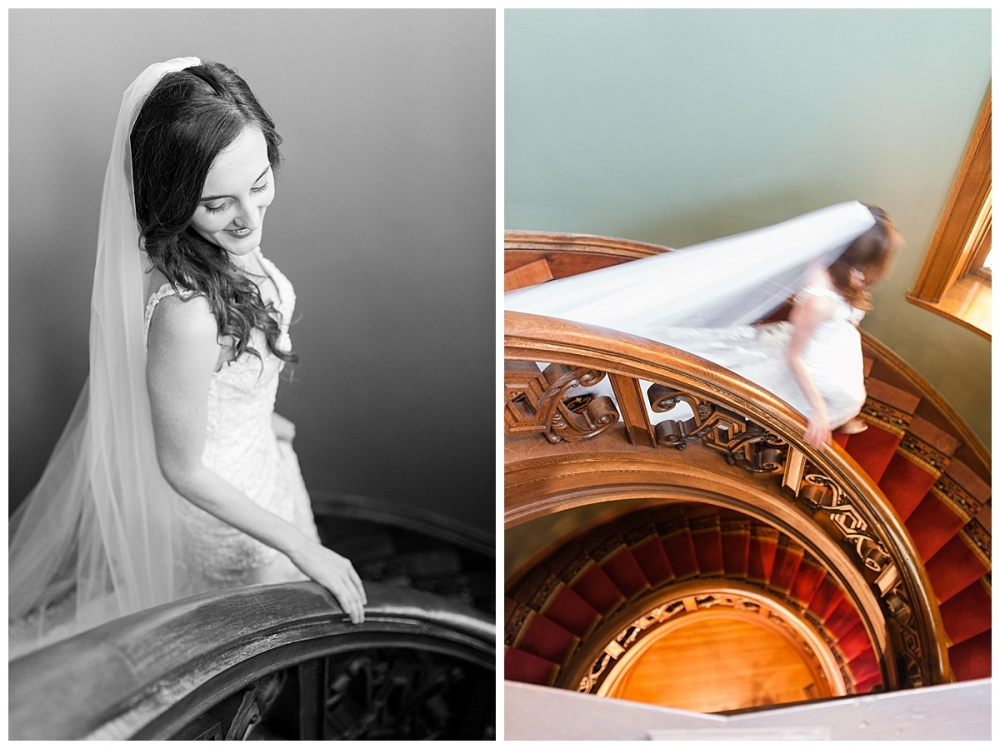 Fort Wayne wedding photographer st. Francis University Brookside Bass Mansion_0208
