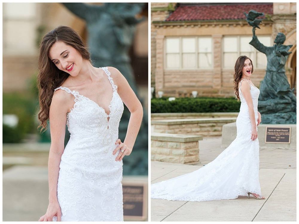 Fort Wayne wedding photographer st. Francis University Brookside Bass Mansion_0209