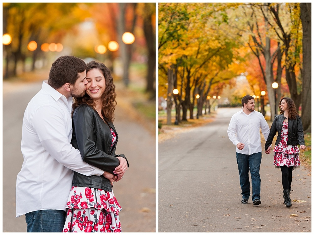 fort wayne engagement photographer fall Foster park_0101