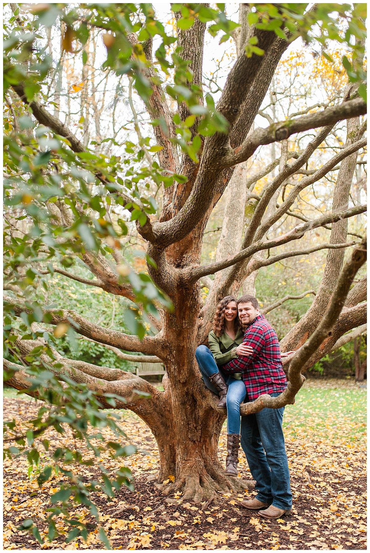 fort wayne engagement photographer fall Foster park_0103