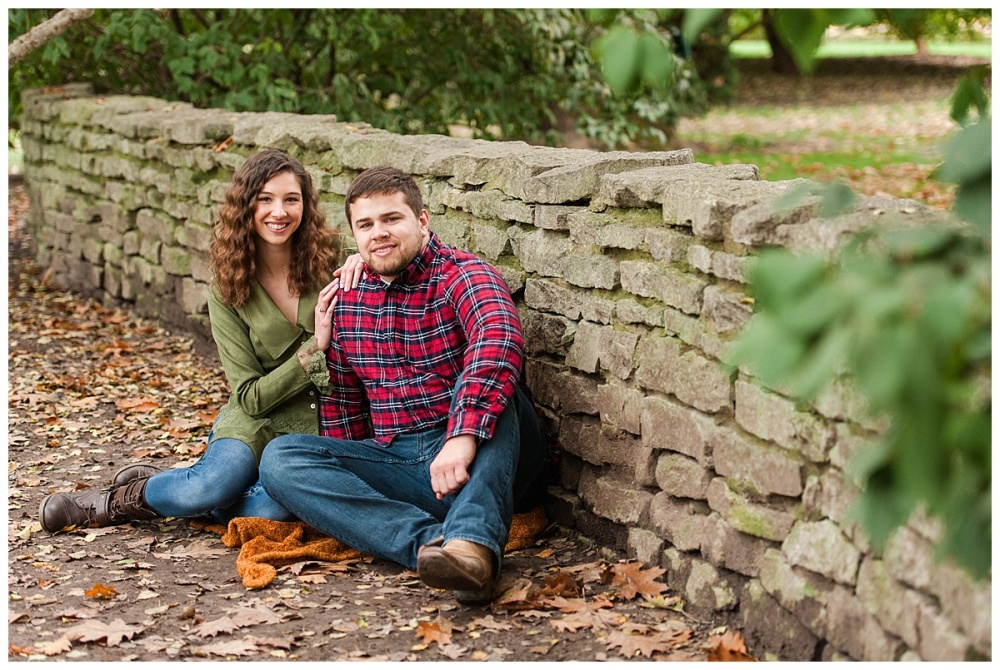 fort wayne engagement photographer fall Foster park_0106