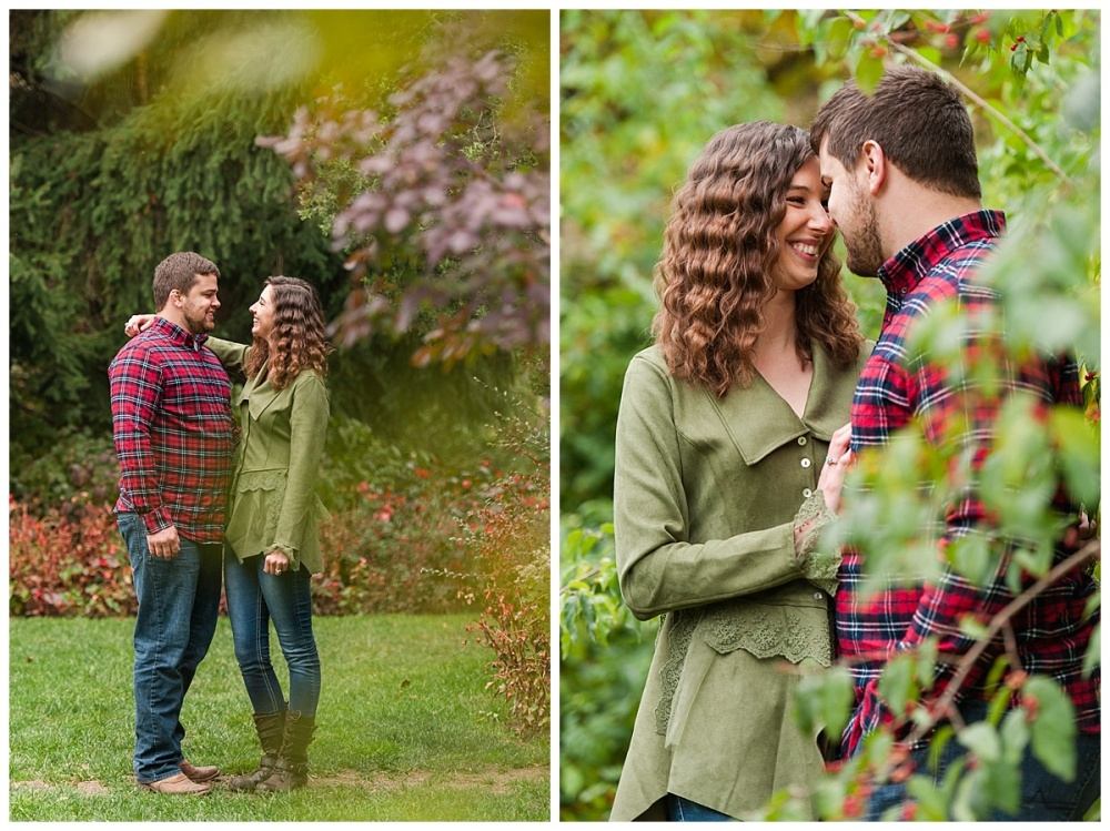fort wayne engagement photographer fall Foster park_0107