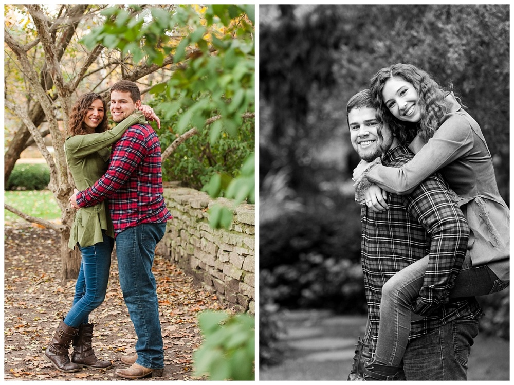 fort wayne engagement photographer fall Foster park_0111