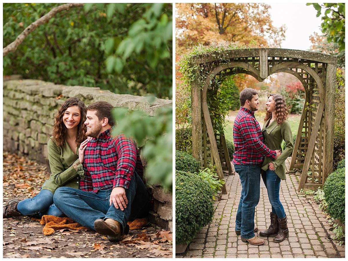 fort wayne engagement photographer fall Foster park_0112
