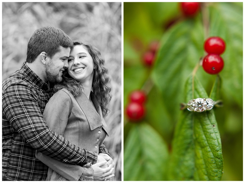 fort wayne engagement photographer fall Foster park_0114