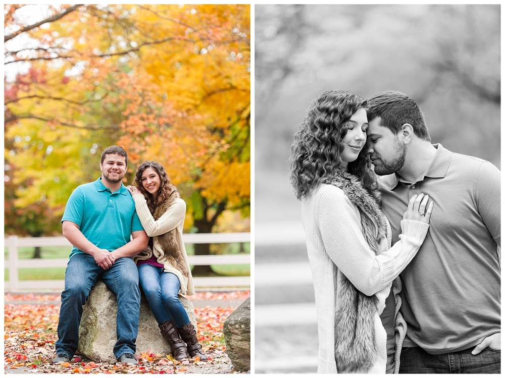 fort wayne engagement photographer fall Foster park_0115