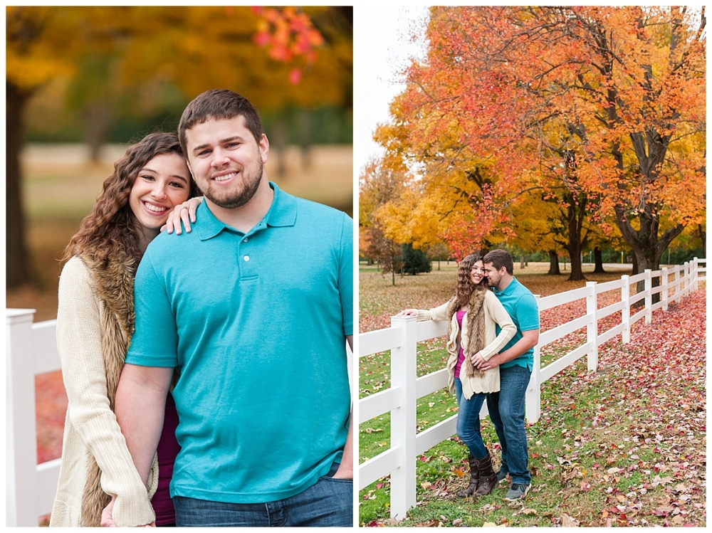 fort wayne engagement photographer fall Foster park_0116