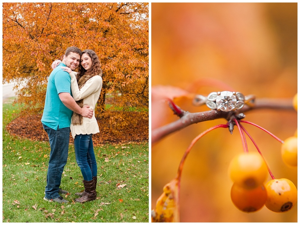 fort wayne engagement photographer fall Foster park_0117