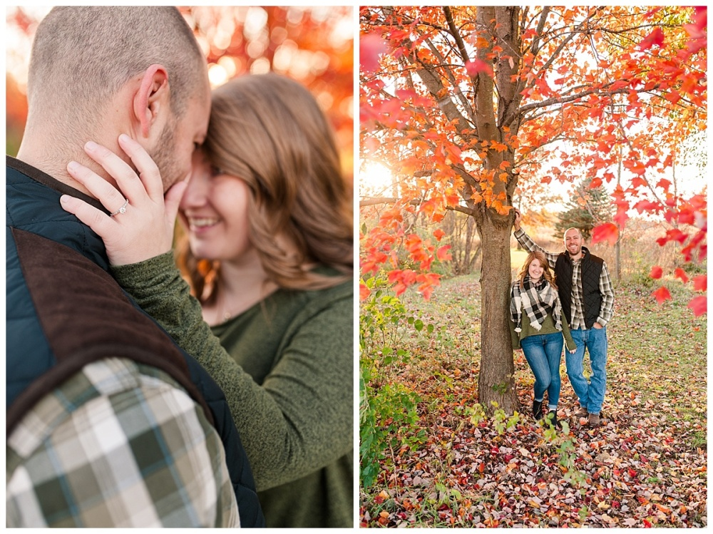 fort wayne engagement photographer fall matea park_0165