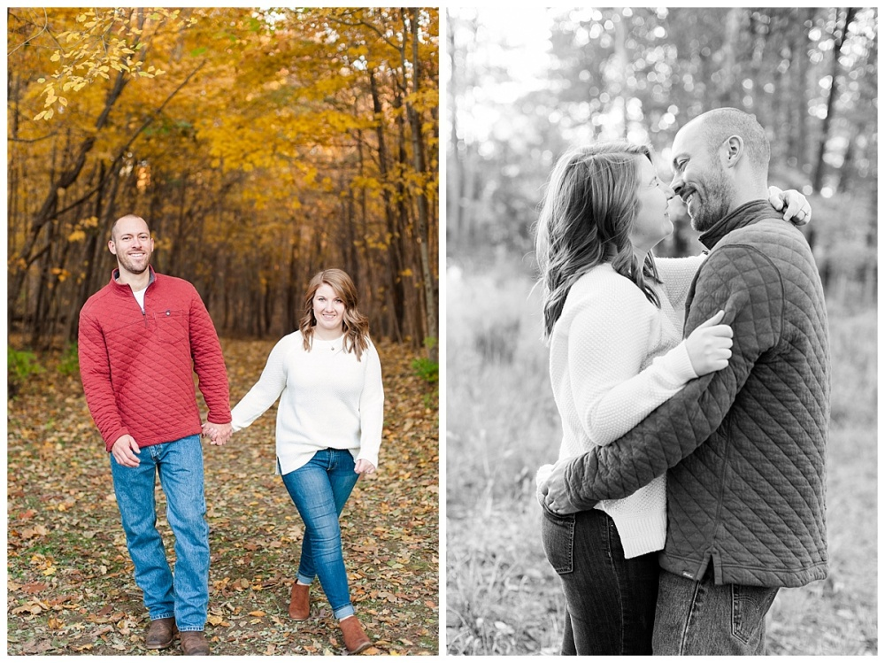 fort wayne engagement photographer fall matea park_0167