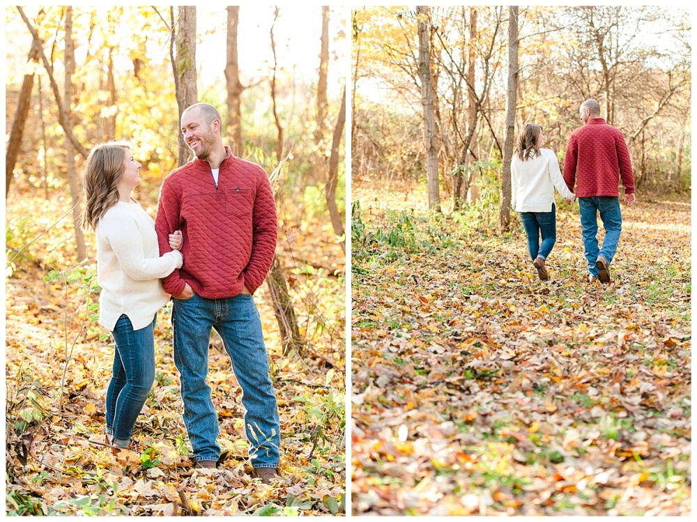 fort wayne engagement photographer fall matea park_0168