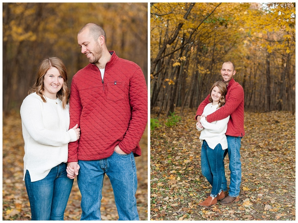 fort wayne engagement photographer fall matea park_0172