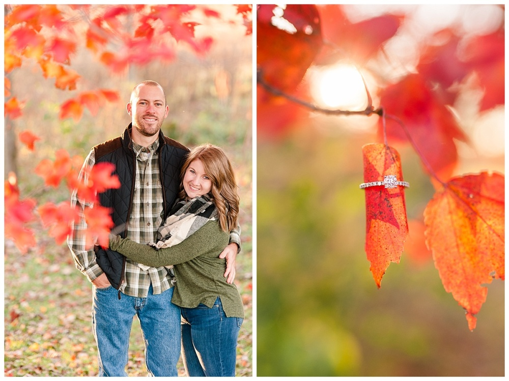 fort wayne engagement photographer fall matea park_0174