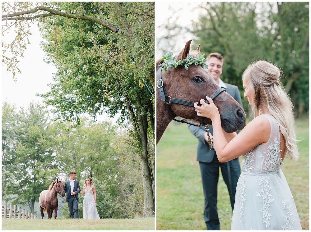 fort wayne indiana engagement photographer vineyard horse champagne_0198